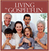 LIVING THE GOSPEL IS FUN ~ Sing-along Lead Sheet Music Book with Orchestrated Audio CD - LM812345-FULL