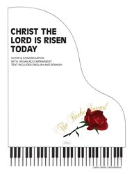 CHRIST THE LORD IS RISEN TODAY ~ Choir & Congregation w/organ acc