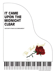 IT CAME UPON THE MIDNIGHT CLEAR ~ SATB w/piano acc