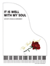 IT IS WELL WITH MY SOUL ~ SATB /organ acc - LM1121