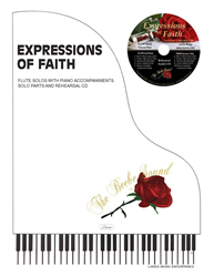 EXPRESSIONS OF FAITH - Flute Solos volume 1