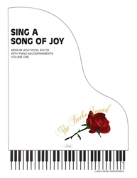 SING A SONG OF JOY - Med High Voice Volume 1