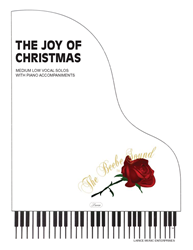 THE JOY OF CHRISTMAS - Low Voice Volume 1