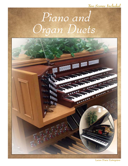 PIANO AND ORGAN DUETS-BUNDLE-1 (Sacred)