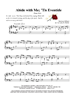Abide with Me, 'Tis Eventide/Piano Solo - LM3054/8DOWNLOAD