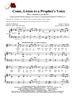 Come Listen to a Prophets Voice - Group Hymn Singing w/organ acc - LM4008/8DOWNLOAD