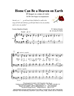Home Can Be a Heaven on Earth - SATB w/organ acc - LM1070/5DOWNLOAD