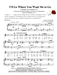 I'll Go Where You Want Me to Go - Group Hymn Singing w/piano acc [clone] - LM4009/3DOWNLOAD