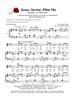 Jesus Savior Pilot Me - Group Hymn Singing w/piano acc - LM4003/2DOWNLOAD
