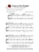 LISTEN TO OUR PROPHET/SATB w/piano acc - LM1103DOWNLOAD