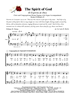 The Spirit of God ~ Group Hymn Singing w/organ acc - LM4008/1DOWNLOAD