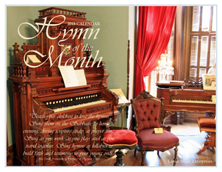 2018 HYMN OF THE MONTH CALENDAR