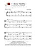 I CHOOSE THIS DAY ~ SATB w/piano acc - LM1132