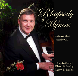 RHAPSODY OF HYMNS VOL 1 ~ Piano Solo CD