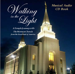 WALKING IN THE LIGHT - Audio CD Book