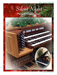 SILENT NIGHT ~ Piano & Organ Duet - LM3082SHIP
