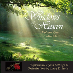 WINDOWS OF HEAVEN ~ ORCHESTRATED AUDIO CD
